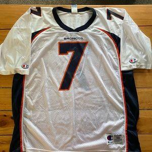 VTG John Elway Broncos Jersey